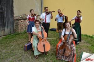 Musikalische Wanderung - Foto: W. Kraus